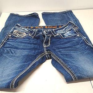 Rock Revival Layla Boot Cut Designer Jeans